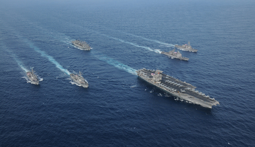 Carrier Strike Group XII.