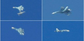 Su-27 vs F-16 en el Area 51