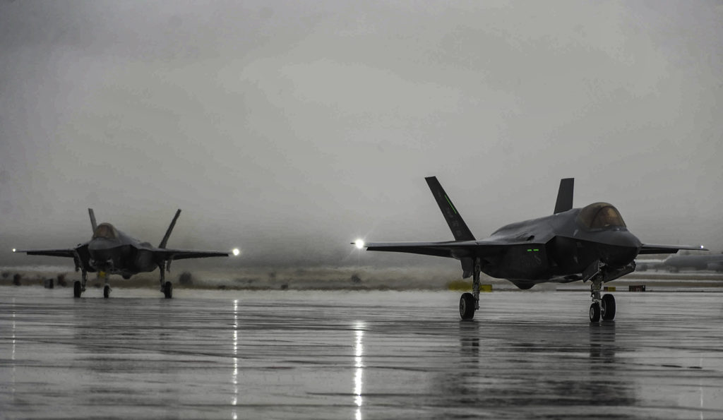 Red Flag F-35