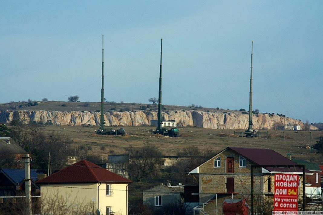 Murmansk-BN en Crimea