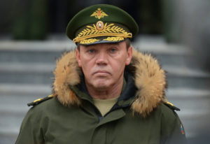 General Gerasimov